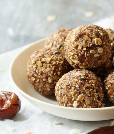 Chocolate Yummy Balls