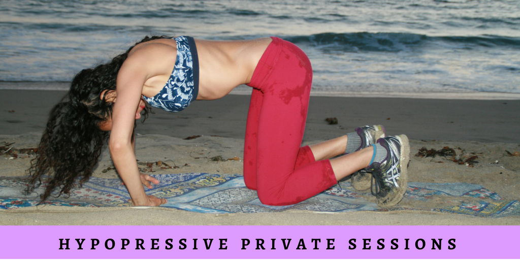 Hypopressive Private sessions