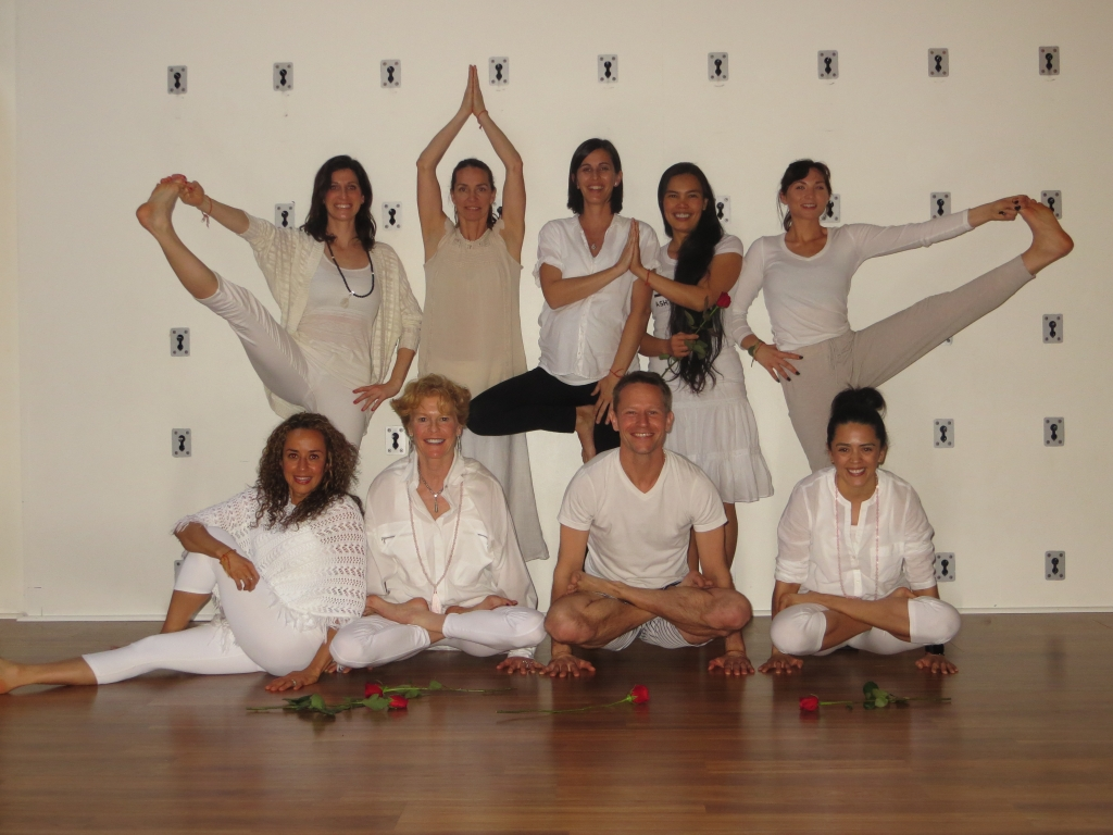 Yoga instructer certification Doctor Alexandra Chaux